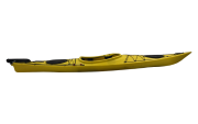 Surge Kayaks Breaker I Yellow (Side View)