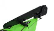 Sonic 11- Bow Hatch & Rudder