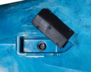 Fusion 13 sounder scupper cover